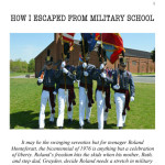 How I Escaped from Military School